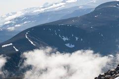 το εθνικό πάρκο Στοκ Εικόνες