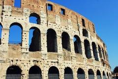 Το εικονικό αρχαίο Colosseum της Ρώμης Στοκ Φωτογραφίες