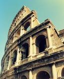 Το εικονικό αρχαίο Colosseum της Ρώμης Στοκ Φωτογραφία