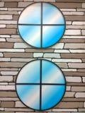 Το εκλεκτής ποιότητας ξύλινο ύφος παραθύρων υποβάθρου Στοκ φωτογραφία με δικαίωμα ελεύθερης χρήσης