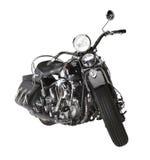 Το εκλεκτής ποιότητας Motorbike Στοκ Φωτογραφία