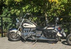Το εκλεκτής ποιότητας Motorbike Στοκ φωτογραφία με δικαίωμα ελεύθερης χρήσης