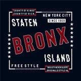 Το ελεύθερο ύφος το typografhy γράμμα Τ σχεδίου νησιών για την μπλούζα απεικόνιση αποθεμάτων
