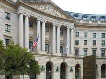 Το εξωτερικό εμείς κτήριο Υπηρεσιών Προστασίας Περιβάλλοντος στην Ουάσιγκτον στοκ εικόνες με δικαίωμα ελεύθερης χρήσης