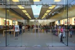 Το εξωτερικό της Apple Store στο τέταρτο Scottsdale σε Scottsdale, Αριζόνα ΗΠΑ Στοκ Εικόνα