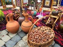 Το εορταστικό δίκαιο Nowruz στο Μπακού, Αζερμπαϊτζάν Στοκ εικόνες με δικαίωμα ελεύθερης χρήσης