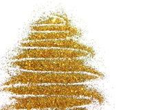 Το εορταστικό υπόβαθρο με χρυσό ακτινοβολεί, τοποθετεί για το κείμενό σας Στοκ φωτογραφία με δικαίωμα ελεύθερης χρήσης