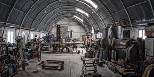 Το εργαστήριο Στοκ Φωτογραφίες