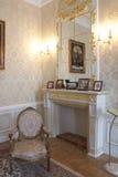 Το εσωτερικό του κάστρου Nesvizh Στοκ φωτογραφίες με δικαίωμα ελεύθερης χρήσης