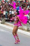 Το ετήσιο καρναβάλι στο κεφάλαιο στο Πράσινο Ακρωτήριο, Praia Στοκ εικόνες με δικαίωμα ελεύθερης χρήσης