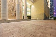 Το ευρύχωρο τετράγωνο Στοκ εικόνες με δικαίωμα ελεύθερης χρήσης