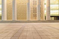 Το ευρύ τετράγωνο Στοκ εικόνες με δικαίωμα ελεύθερης χρήσης