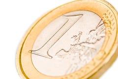 το ευρώ νομισμάτων απομόνω&s Στοκ φωτογραφίες με δικαίωμα ελεύθερης χρήσης