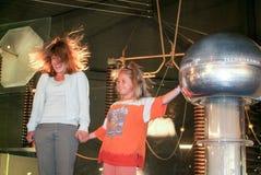 Το ελβετικό κέντρο Technorama επιστήμης σε Winterthur, Ελβετία Στοκ φωτογραφίες με δικαίωμα ελεύθερης χρήσης