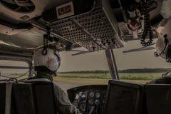 Το ελικόπτερο πειραματικό προετοιμάζεται για την απογείωση 2 Στοκ φωτογραφίες με δικαίωμα ελεύθερης χρήσης