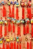 Κινεζικό παραδοσιακό προστατευτικό φυλακτό στοκ φωτογραφίες με δικαίωμα ελεύθερης χρήσης