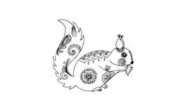 Το ζώο σύρει για αντιαγχωτικό Στοκ εικόνες με δικαίωμα ελεύθερης χρήσης