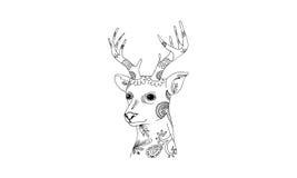 Το ζώο σύρει για αντιαγχωτικό Στοκ Εικόνες