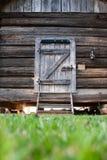 Το Ζ αυτό είναι μια πόρτα Στοκ Φωτογραφίες