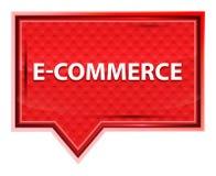 Το ηλεκτρονικό εμπόριο misty αυξήθηκε ρόδινο κουμπί εμβλημάτων ελεύθερη απεικόνιση δικαιώματος