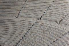 Το θέατρο στην ακρόπολη Στοκ φωτογραφία με δικαίωμα ελεύθερης χρήσης