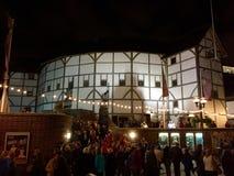 Το θέατρο σφαιρών, Λονδίνο, Αγγλία Στοκ φωτογραφία με δικαίωμα ελεύθερης χρήσης