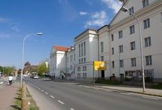 Το θέατρο Greifswald Στοκ Φωτογραφία
