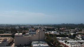 Το θέατρο Santa Barbara Καλιφόρνια της Γρανάδας απόθεμα βίντεο