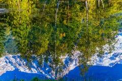 Το θέρετρο βουνών Στοκ φωτογραφία με δικαίωμα ελεύθερης χρήσης