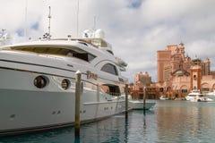 Το θέρετρο νησιών παραδείσου Atlantis σε Nassau, Μπαχάμες Στοκ Εικόνες