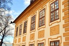 Το θερινό παλάτι του Peter Ι Στοκ φωτογραφία με δικαίωμα ελεύθερης χρήσης