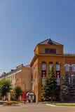 Το θερμόμετρο Στοκ εικόνες με δικαίωμα ελεύθερης χρήσης