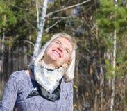 Το θερμό απόγευμα φθινοπώρου Στοκ φωτογραφία με δικαίωμα ελεύθερης χρήσης