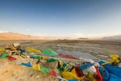 Το θιβετιανό οροπέδιο Στοκ Φωτογραφία