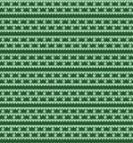Το διάνυσμα έπλεξε το γεωμετρικό σχέδιο Στοκ φωτογραφίες με δικαίωμα ελεύθερης χρήσης
