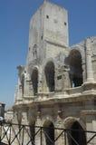 Το διάσημο αμφιθέατρο Arles Στοκ Εικόνες