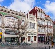 Το διάσημο βιβλιοπωλείο του Lello ε Irmao Στοκ φωτογραφία με δικαίωμα ελεύθερης χρήσης