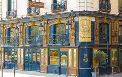 Το διάσημο εστιατόριο Laperouse, Παρίσι, Γαλλία Στοκ Φωτογραφία