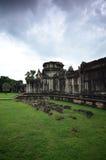 Το διάσημο Angkor Wat κοντά σε Siem συγκεντρώνει, Καμπότζη Στοκ εικόνες με δικαίωμα ελεύθερης χρήσης