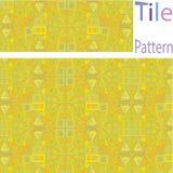Το διανυσματικό άνευ ραφής άσπρο γεωμετρικό πρωτόγονο τετράγωνο εμποδίζει το ελαφρύ κτύπημα πλέγματος Στοκ εικόνα με δικαίωμα ελεύθερης χρήσης