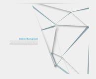 Το διανυσματικό σχέδιο πολυγώνων δοκιμάζει τις 8.09.13 διανυσματική απεικόνιση