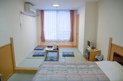 Το ιαπωνικό δωμάτιο, tatami Στοκ Εικόνες