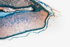 Το ιατρικό εργαστήριο προετοίμασε τη μικροσκοπική σίκαλη ρυγχωτών κανθάρων στοκ φωτογραφίες