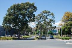 Το ιατρικό κέντρο Monash είναι ένα δημόσιο νοσοκομείο διδασκαλίας στο Clayton, Μελβούρνη Στοκ φωτογραφίες με δικαίωμα ελεύθερης χρήσης