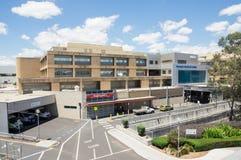 Το ιατρικό κέντρο Monash είναι ένα δημόσιο νοσοκομείο διδασκαλίας στο Clayton, Μελβούρνη Στοκ φωτογραφία με δικαίωμα ελεύθερης χρήσης