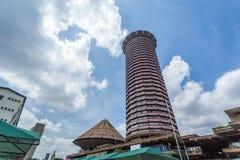Το διεθνές κέντρο Συνθηκών Kenyatta, Ναϊρόμπι, Κένυα Στοκ φωτογραφίες με δικαίωμα ελεύθερης χρήσης