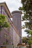Το διεθνές κέντρο Συνθηκών Kenyatta, Ναϊρόμπι, Κένυα Στοκ Εικόνα