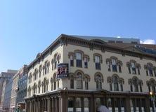 Το διεθνές μουσείο κατασκόπων στο Washington DC Στοκ εικόνες με δικαίωμα ελεύθερης χρήσης