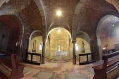 Το ιερό παρεκκλησι στον καθεδρικό ναό SAN Leo, Ιταλία Στοκ εικόνες με δικαίωμα ελεύθερης χρήσης