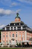 Το δικαστήριο σε Bruchsal Στοκ Φωτογραφία
